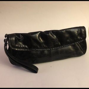 Perfect Kenneth Cole Leather  Clutch/wristlet